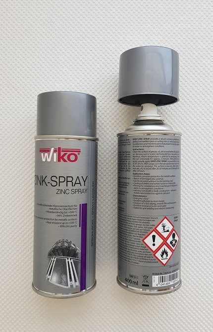 Wiko Zink-spray